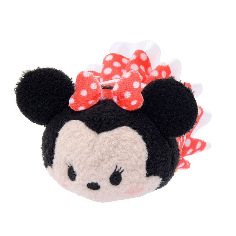 Minnie Tsum Tsum Plush Doll mini S Ver 3 Disney Store Japan