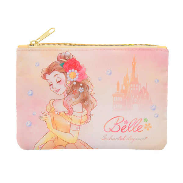 Belle Tissue Pouch Pearl Disney Store Japan Beauty and the Beast