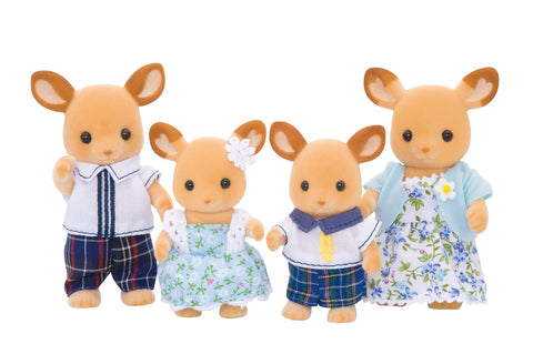 Deer Family Doll FS-13 Sylvanian Families Japan Calico Critters