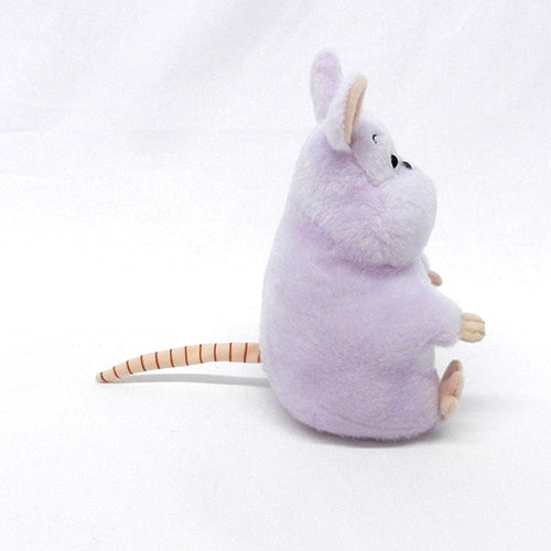Spirited Away Boh Mouse Fluffy Otedama Plush Doll M Studio Ghibli Japan