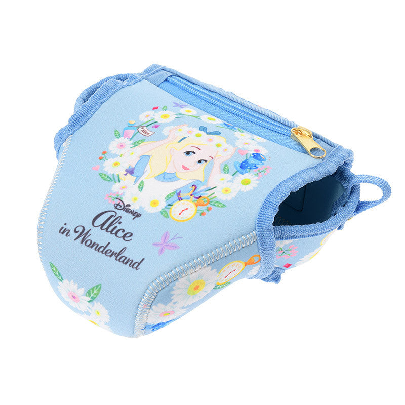 Alice in Wonderland Camera Case Garden Fantasy Disney Store Japan