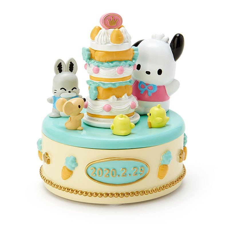 Pochacco Accessory Case Birthday Sanrio Japan