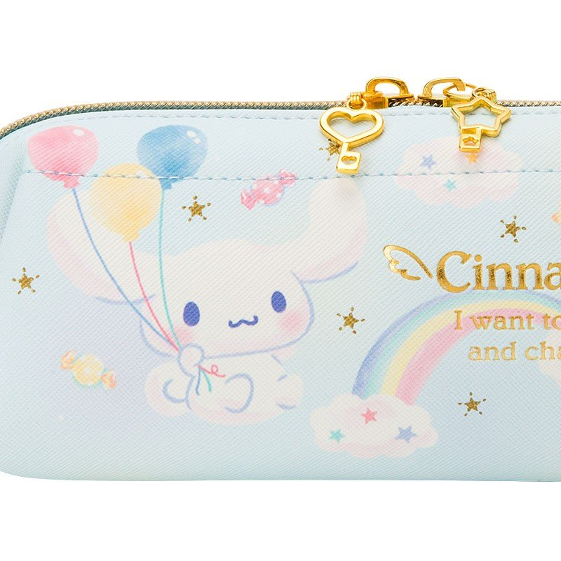 Cinnamoroll Wire Pen Case Pencil Pouch Sanrio Japan 2019