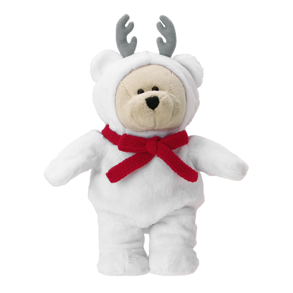Bearista Bear Plush Doll Reindeer Boy Starbucks Japan Christmas 2019