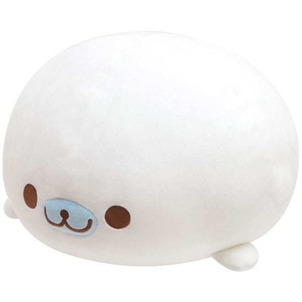 Mamegoma Seal Super Mochi Soft Cushion S San-X Japan Jinbe San