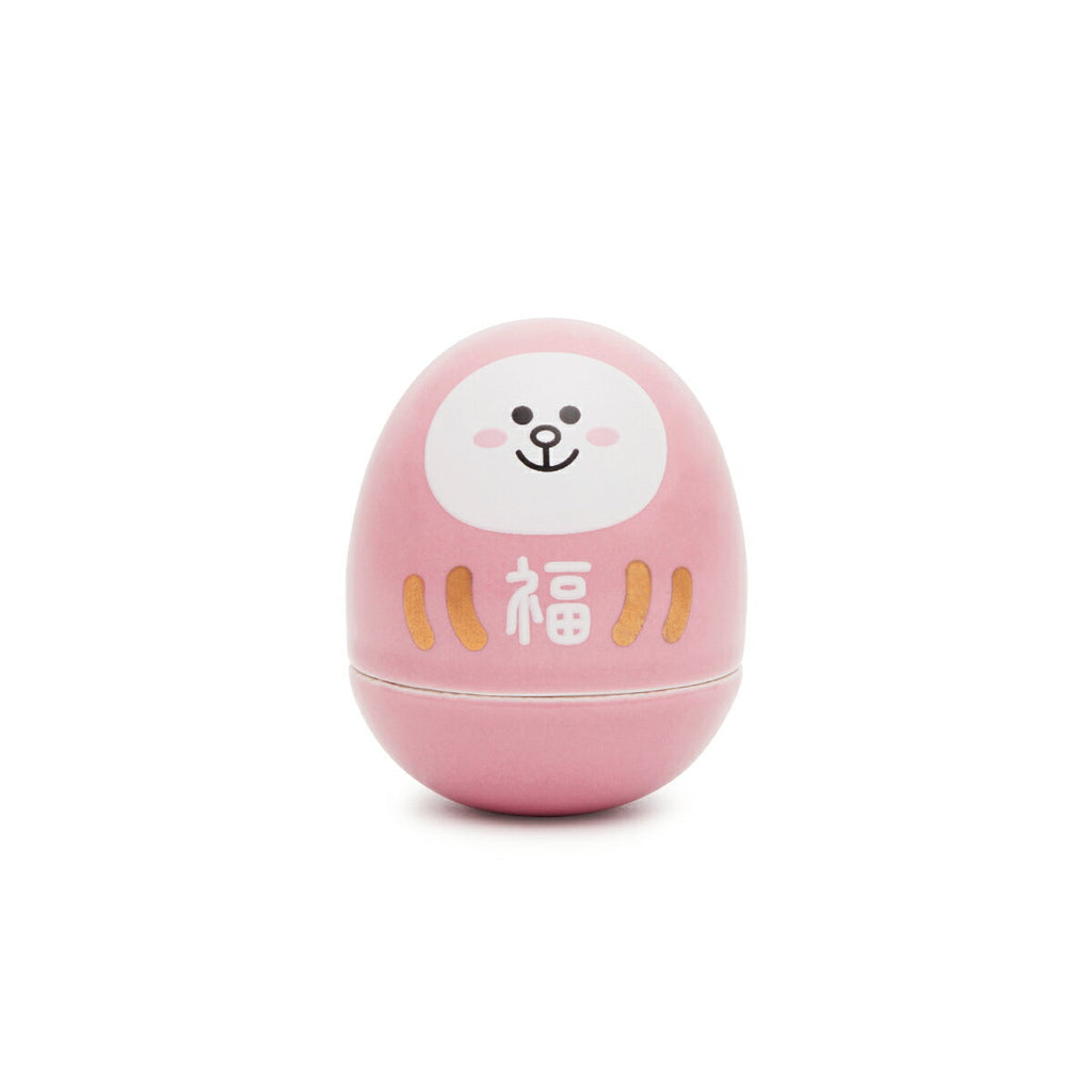 Cony Daruma Pink LINE FRIENDS Japan Limit
