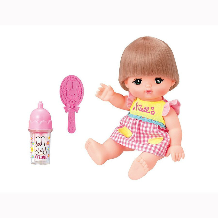 Mell Chan Doll Care Basic Set Pilot Japan Pretend Play Toys