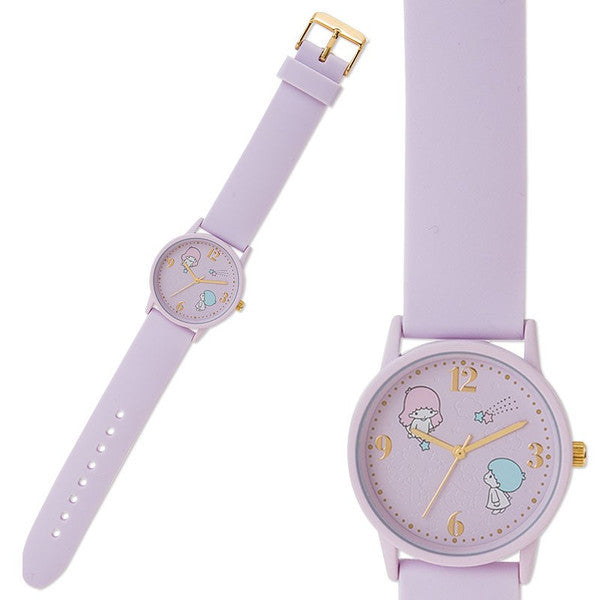 Little Twin Stars Silicone Watch Home Sanrio Japan Kiki Lala