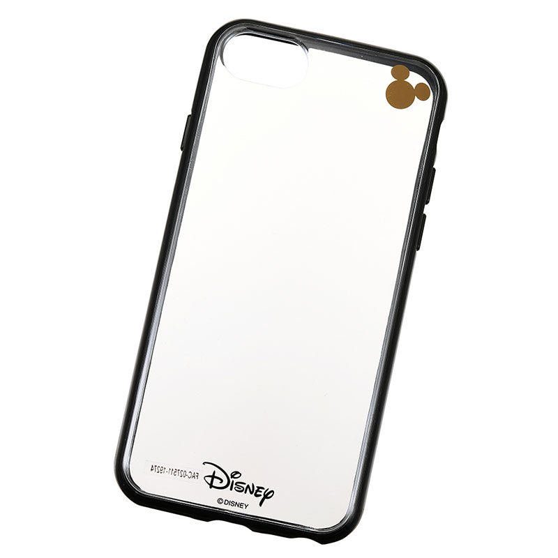 Mickey iPhone 6 6s 7 8 Case Cover Black D.I.Wow! Disney Store Japan