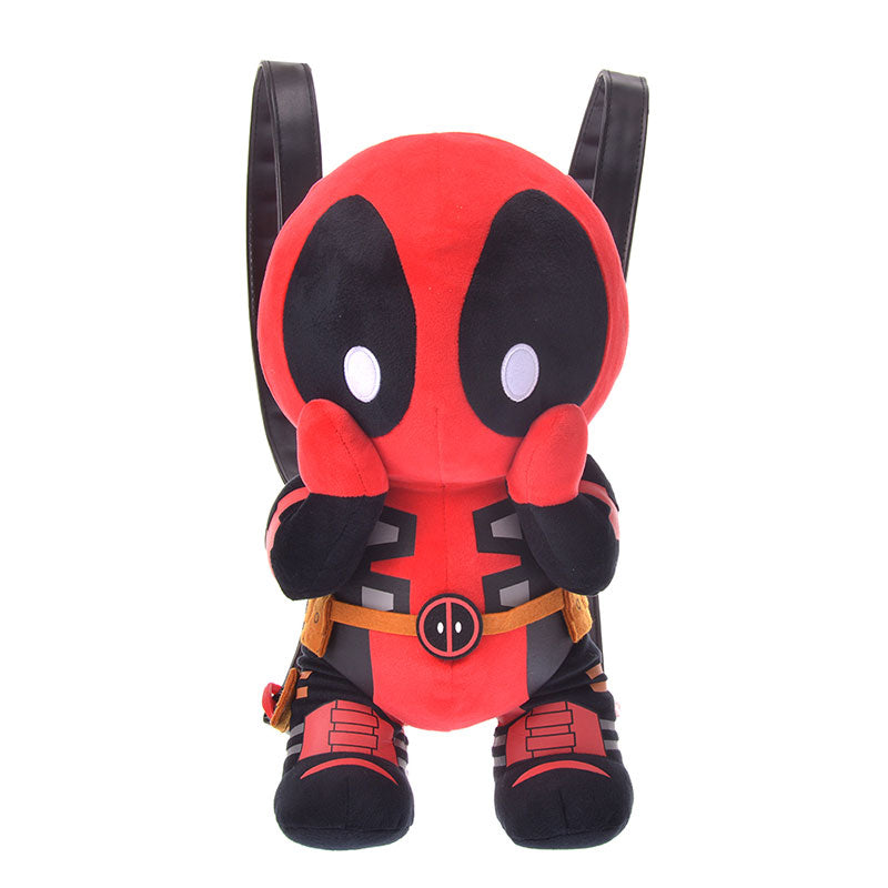 Marvel Deadpool Plush Backpack Disney Store Japan