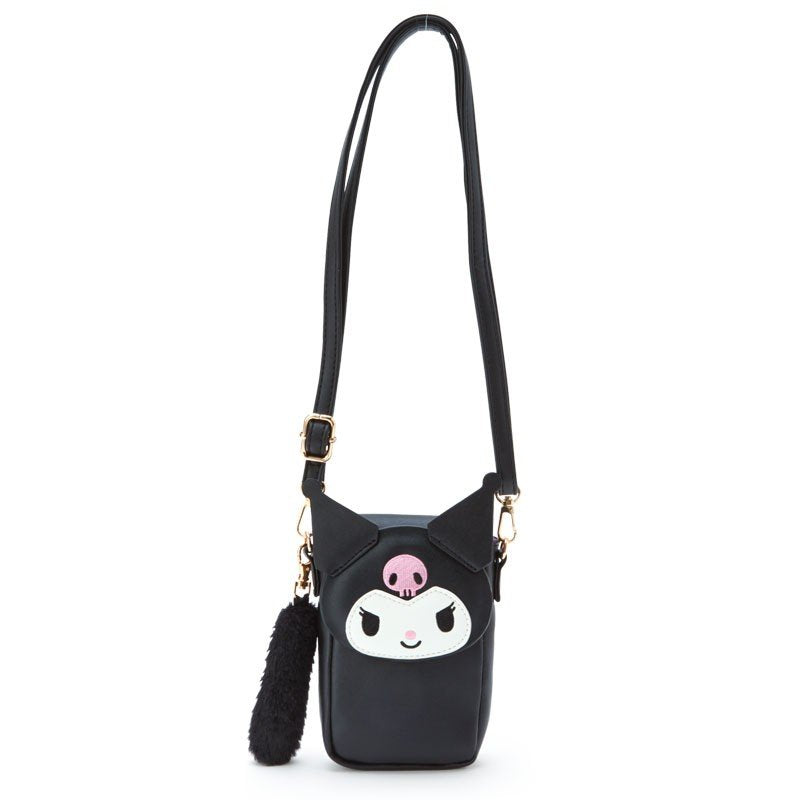 Kuromi Pochette Bag Vertical type Sanrio Japan