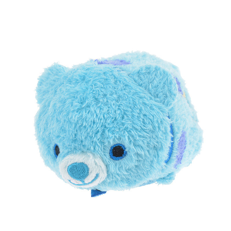 UniBEARsity Soda Sulley Plush Tsum Tsum mini S Disney Store Japan Monsters Inc