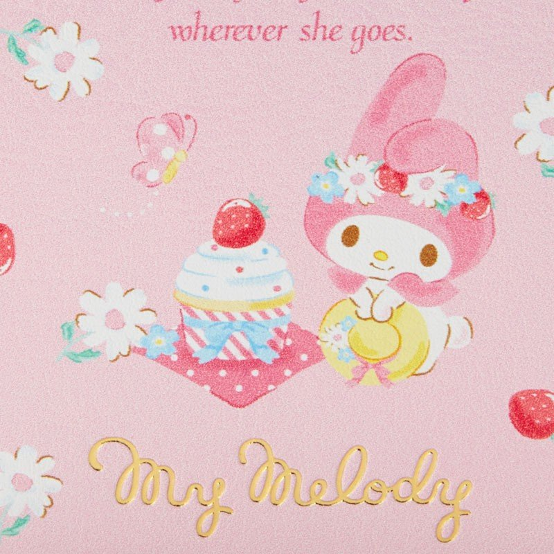 My Melody Double Mirror HAPPY SPRING Sanrio Japan