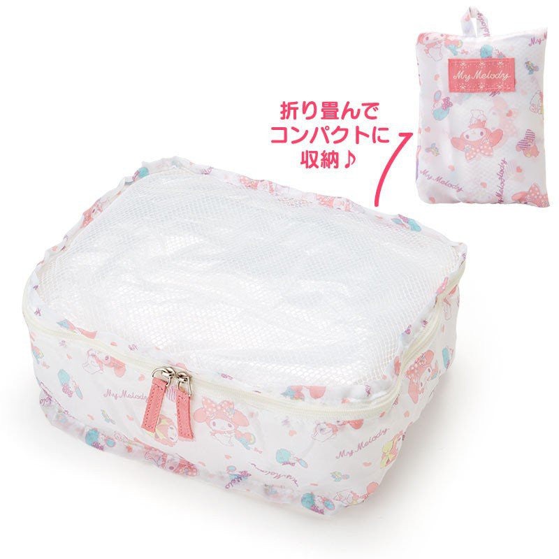 My Melody Folding Inner Case S Sanrio Japan Travel Goods
