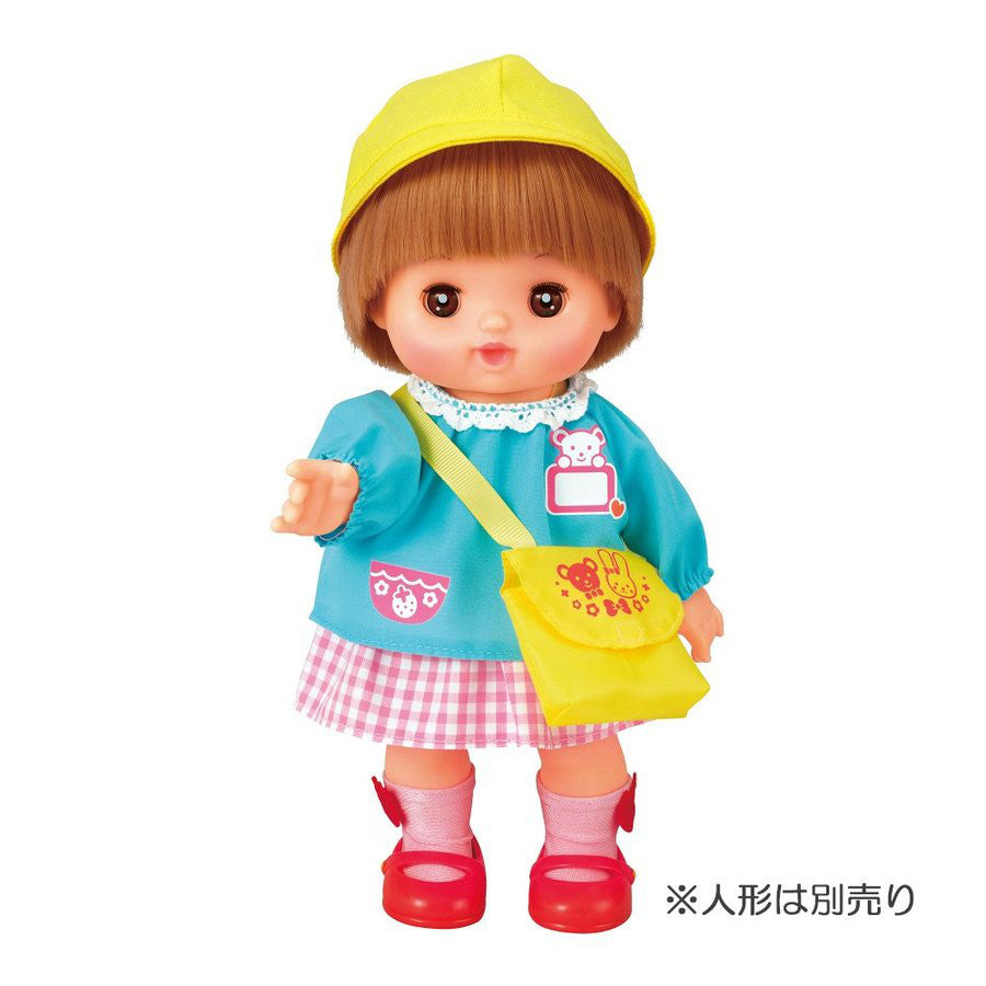 Costume for Mell Chan Kindergarten Clothes Set Pilot Japan Pretend Play Toys