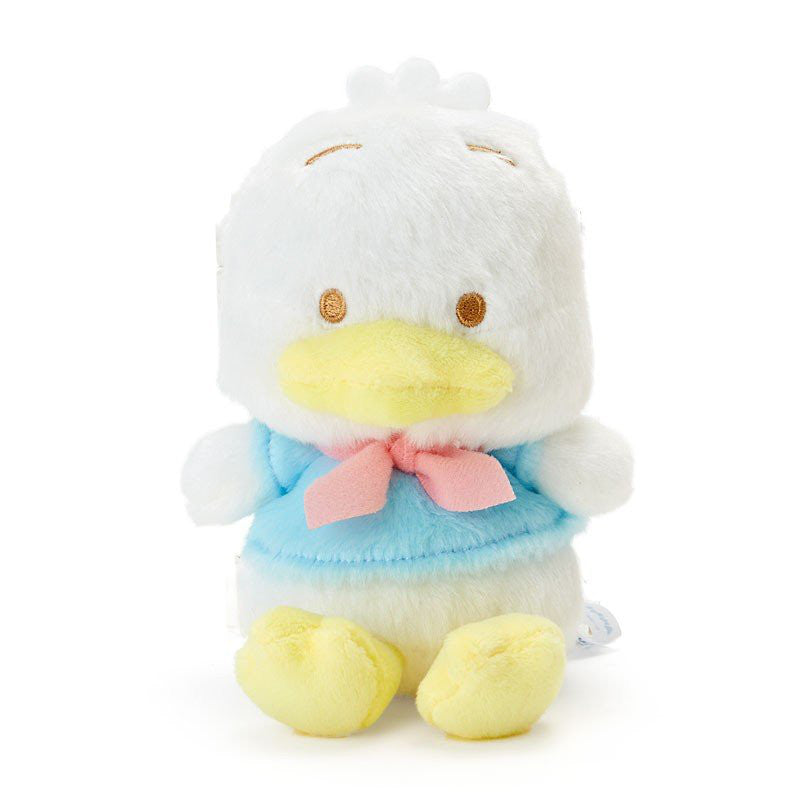 Ahiru no Pekkle Bean Doll Plush Pastel Pop Sanrio Japan