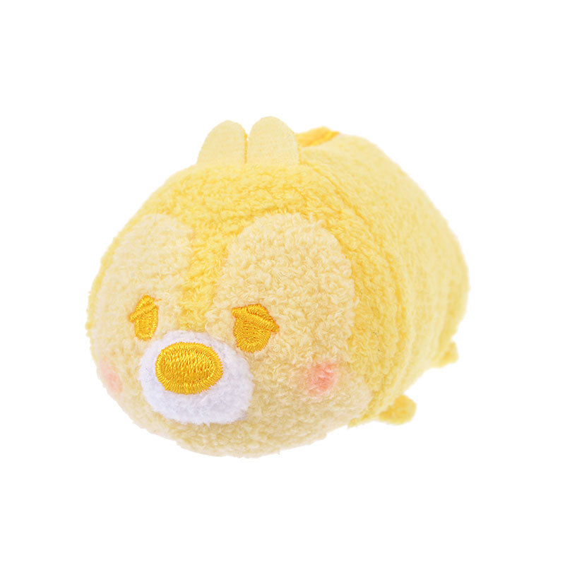 Dale Tsum Tsum Plush Doll mini S Pastel Color Yellow Disney Store Japan