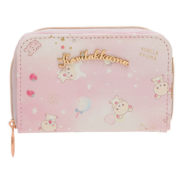 Accessory Pouch Korilakkuma Fluffy Cute Dream San-X Japan Rilakkuma