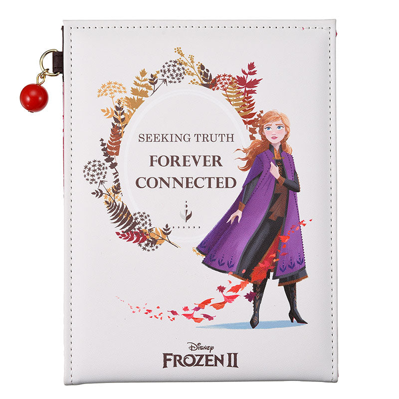 Frozen 2 Anna Folding Mirror Disney Store Japan