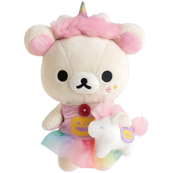 Korilakkuma Plush Doll Unicorn Halloween 2019 San-X Japan Rilakkuma Limit