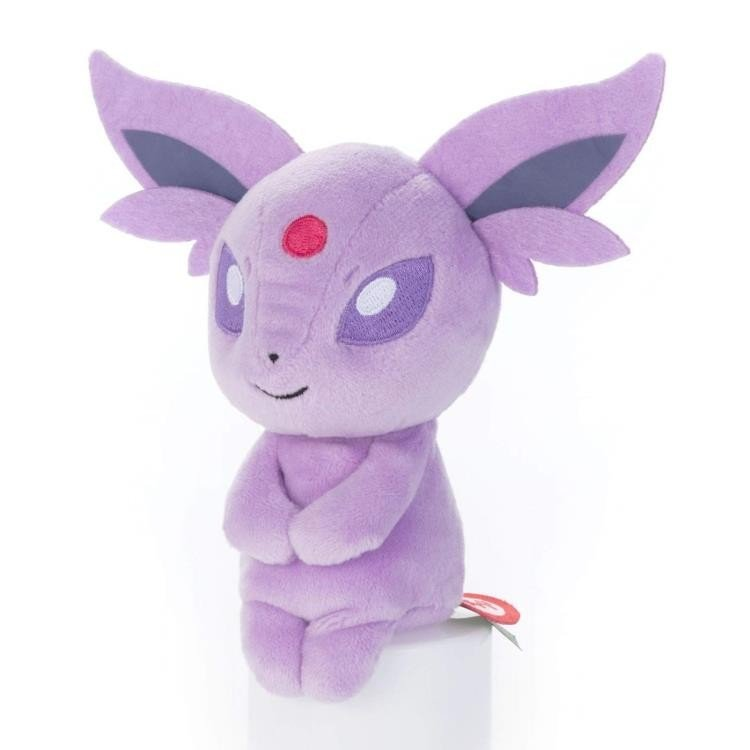 Espeon Eifie Chokkirisan mini Plush Doll Pokemon Japan