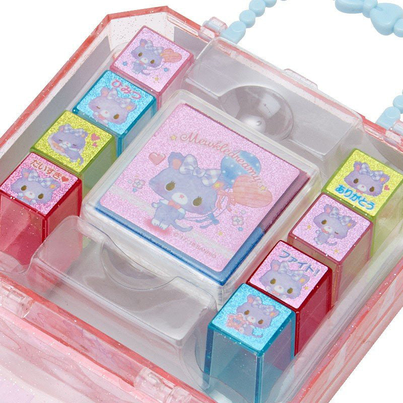 Mewkledreamy Stamp Set Sanrio Japan