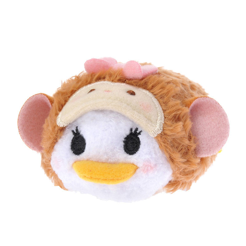 Monkey TSUM TSUM mini S Daisy Duck New Year 2016 Disney Store Japan Plush