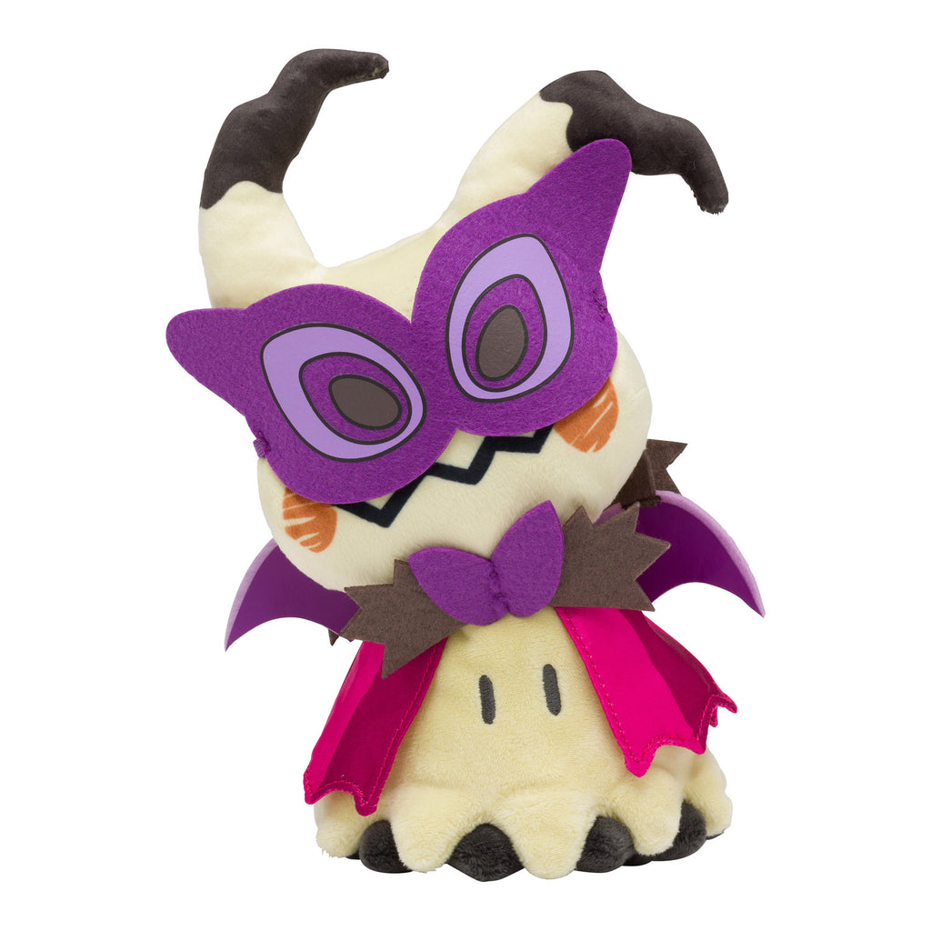Mimikyu Plush Doll We Are TEAM TRICK Halloween 2018 Japan Pokemon Center