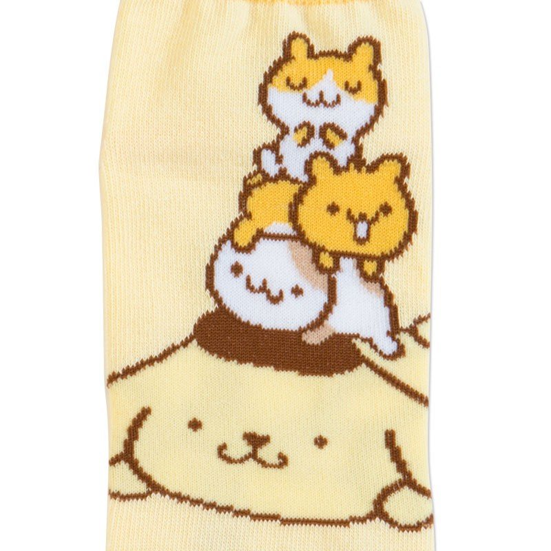 Pom Pom Purin Socks Friends Sanrio Japan 2019