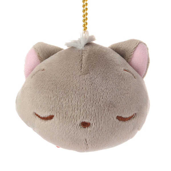 Berlioz Plush Keychain Super Soft Mocchi- Disney Store Japan The Aristocats