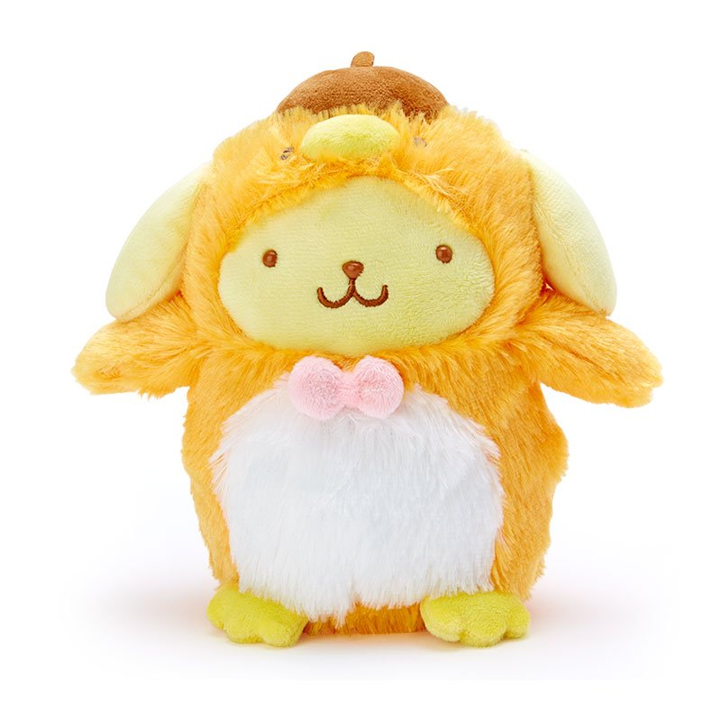 Pom Pom Purin Plush Doll Penguin Sanrio Japan