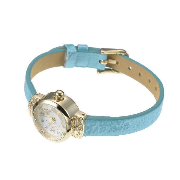 Cinderella Watch Metallic Disney Store Japan