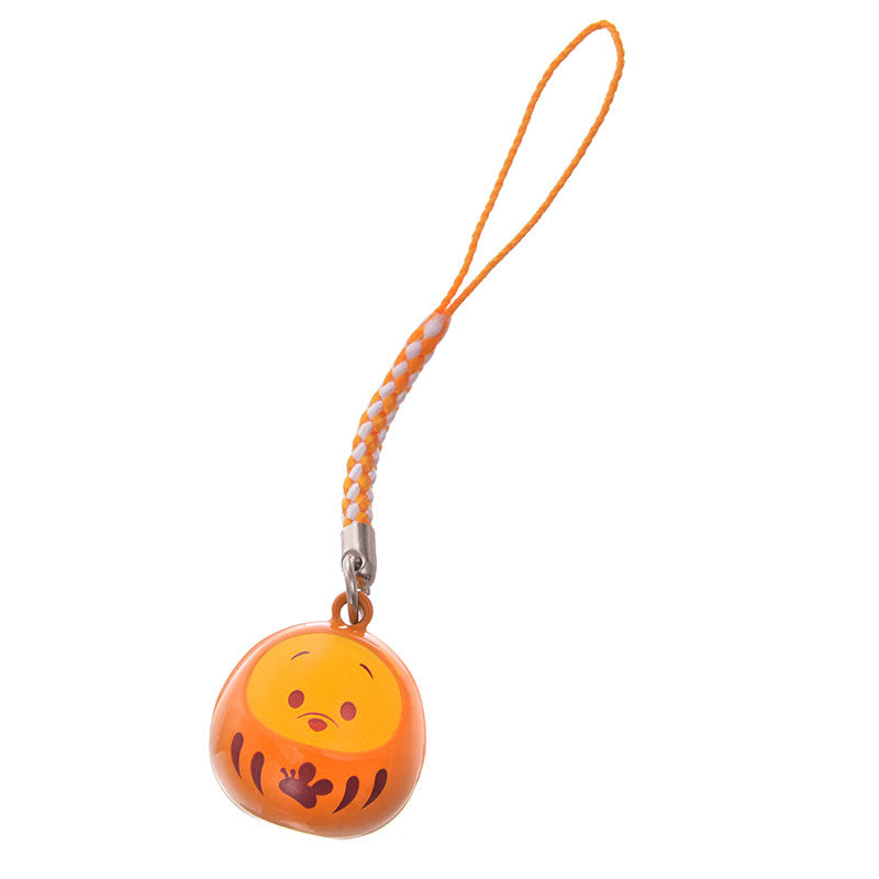 Winnie the Pooh Mobile Strap Daruma Eto Disney Store Japan New Year 2020