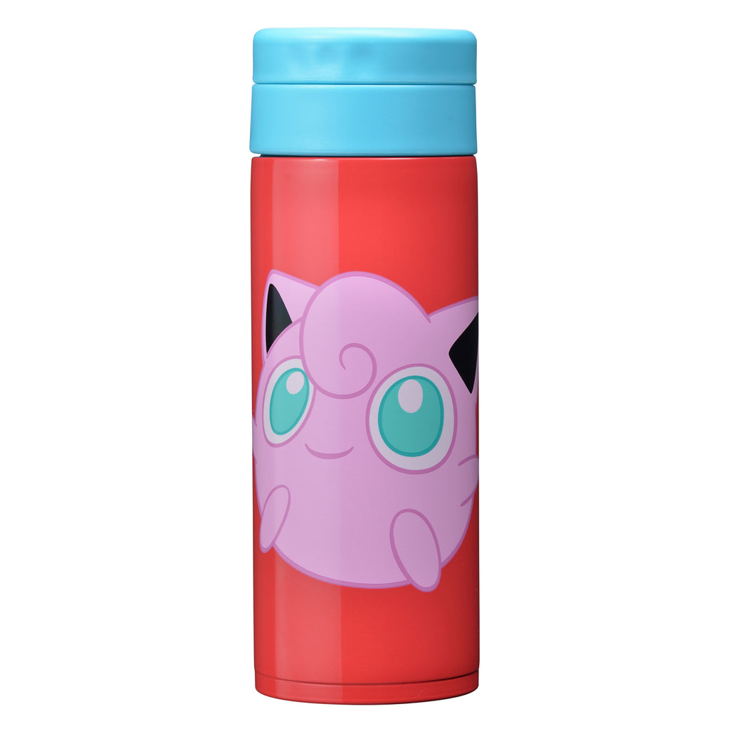 Jigglypuff Purin Stainless Bottle Pokemon Center Japan Original