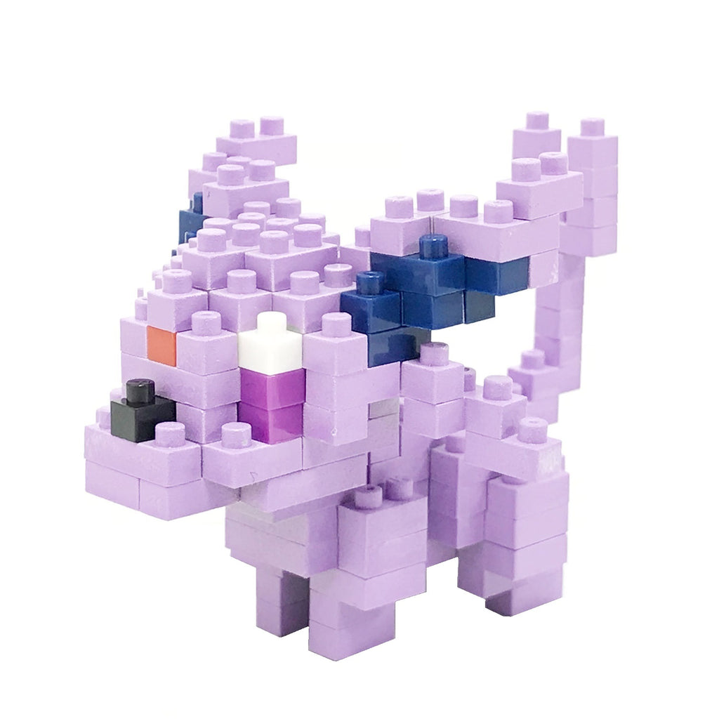 Espeon Eifie Block Building Toy nanoblock Pokemon Center Japan Original