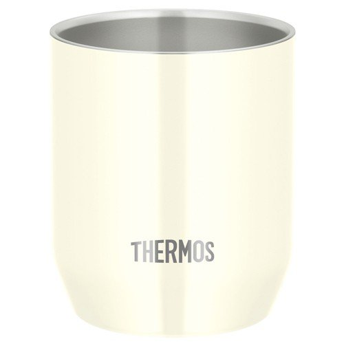 Thermos Vacuum Insulation Stainless Tumbler Cup 280ml JDH-280C-VAN Vanilla Japan