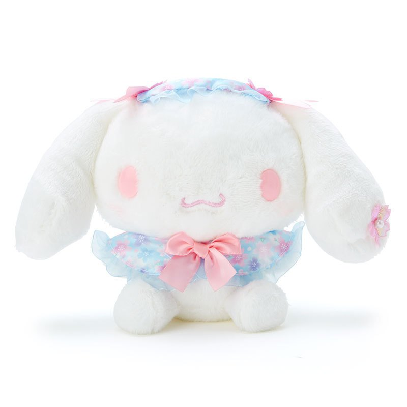 Cinnamoroll Plush Doll Sakura Sanrio Japan 2021