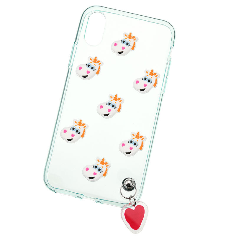 Toy Story Buttercup iPhone X / XS Case Cover Face & Charm Disney Store Japan