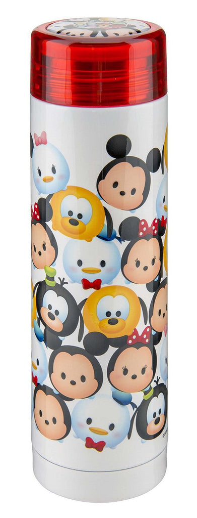 TSUM TSUM Mickey & Friends Stainless Slim Bottle Tumbler Disney Japan