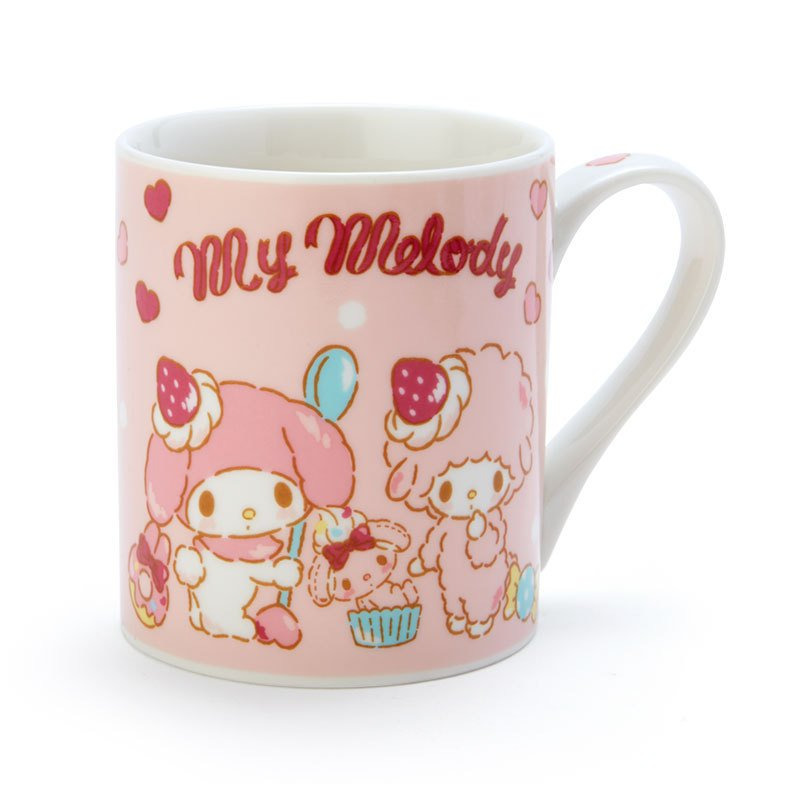 My Melody Mug Cup Strawberry Sanrio Japan