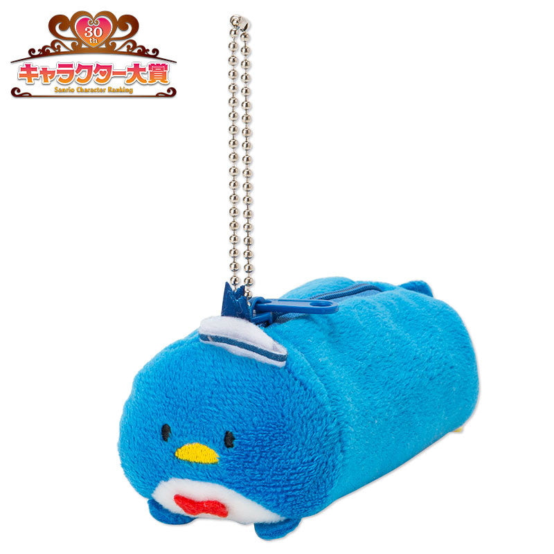 Tuxedosam Mascot Key Chain mini Pouch SANRIO Japan TSUM TSUM