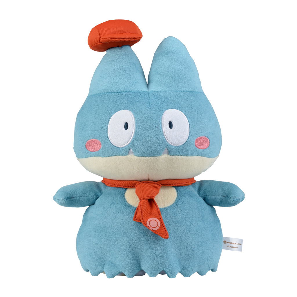Munchlax Gonbe Plush Doll Pokemon Cafe Mix Center Japan