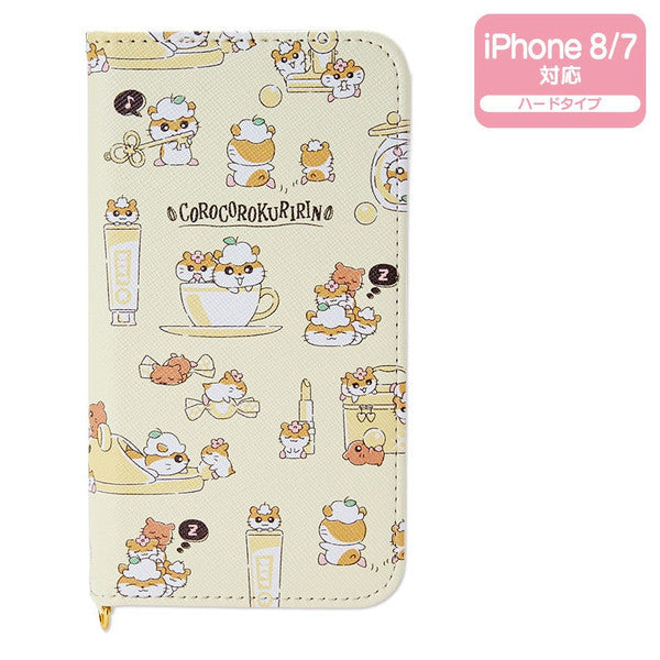 Coro Coro Kuririn iPhone 7 8 Case Cover Forever Friends Sanrio Japan