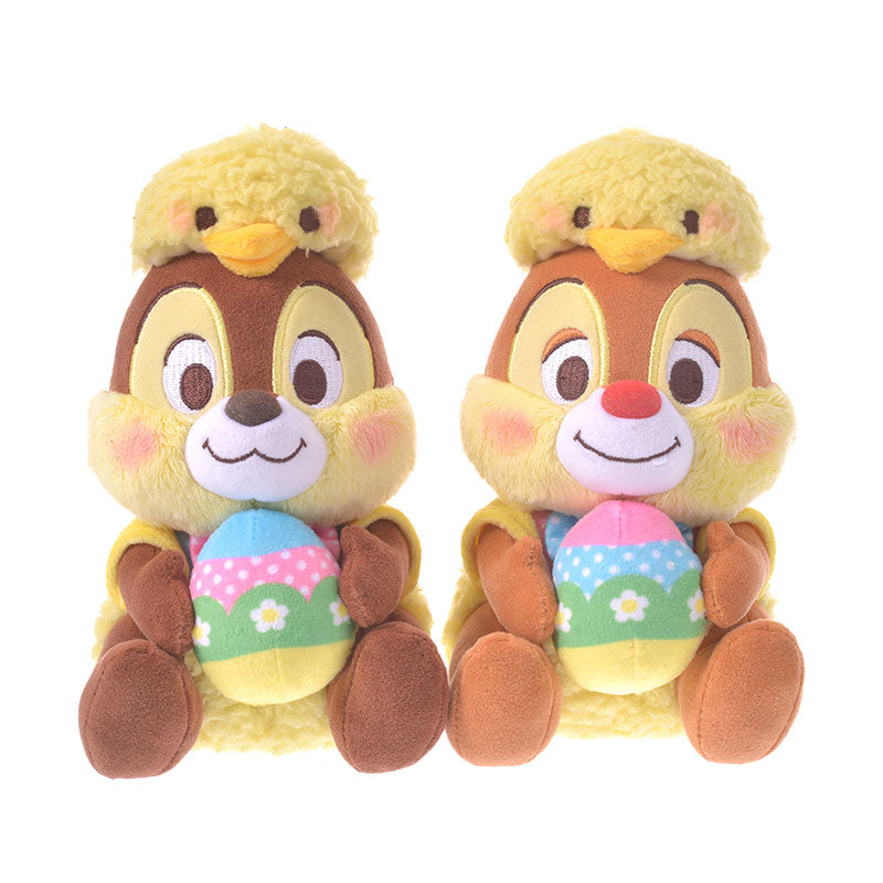 Chip & Dale Plush Doll Easter 2020 Disney Store Japan
