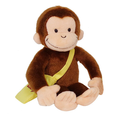 Curious George Plush Doll S Cassic Japan K-6719