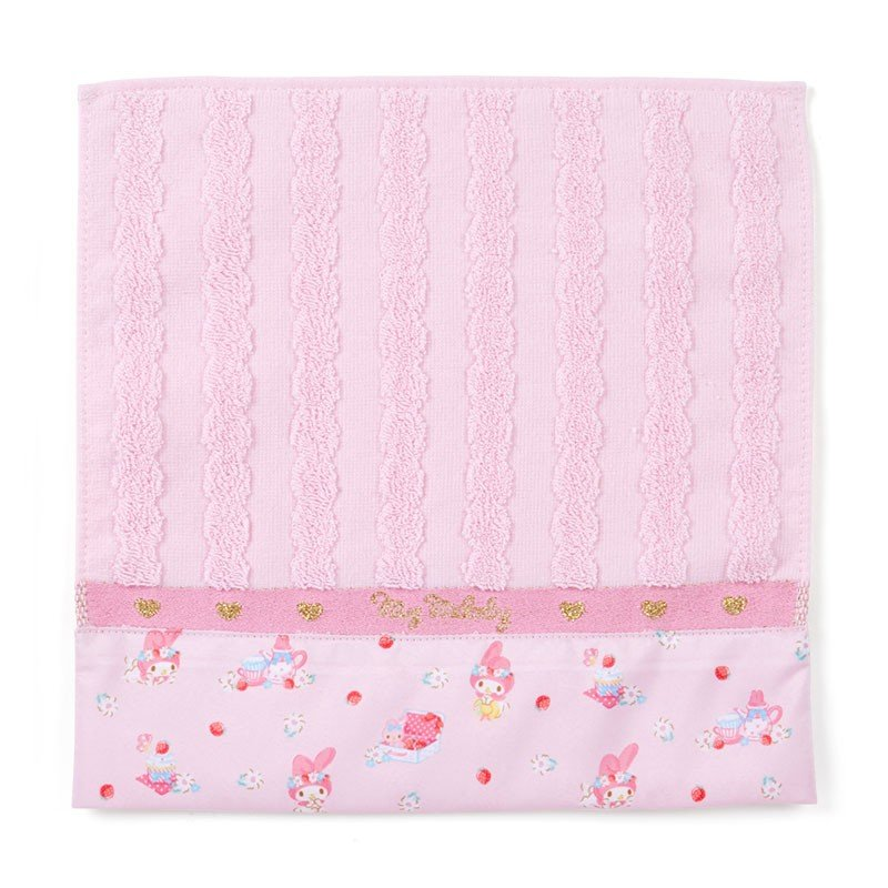 My Melody mini Towel HAPPY SPRING Sanrio Japan