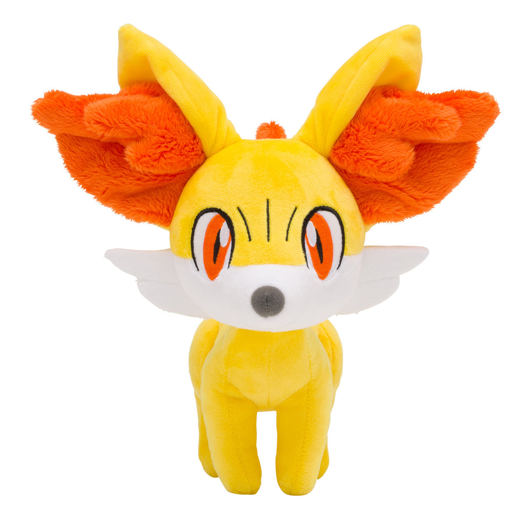 Fennekin Fokko Plush Doll Japan Pokemon Center 20th Original