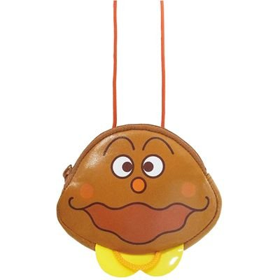 Currypanman mini Pochette Bag Anpanman Japan Kids ANJ-1001