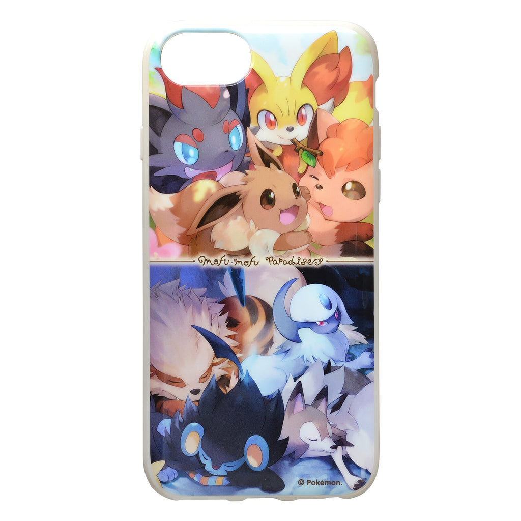 Absol Eevee Eievui iPhone 6 6s 7 8 Case Cover Soft Pokemon Center Japan Original