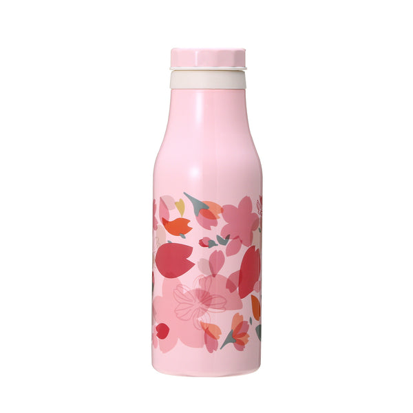 SAKURA 2018 Stainless Bottle Tumbler Variety Petal 473ml Starbucks Japan